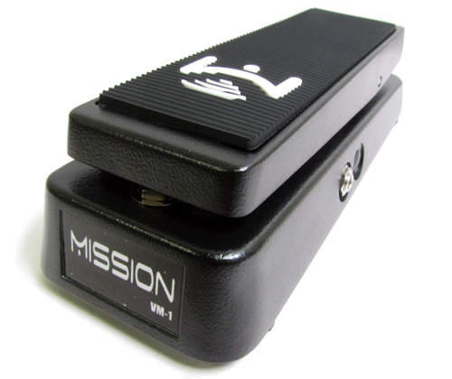 Mission Engineering - Volume/Mute&Tuner Out Pedal (VM-1-BK)
