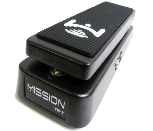 Mission Engineering - Volume/Buffered Pedal (VM-2-BK)