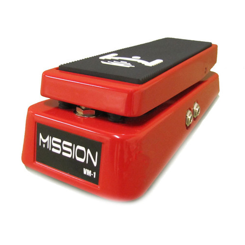 Mission Engineering - Volume/Mute&Tuner Out Pedal (VM-1-RD)