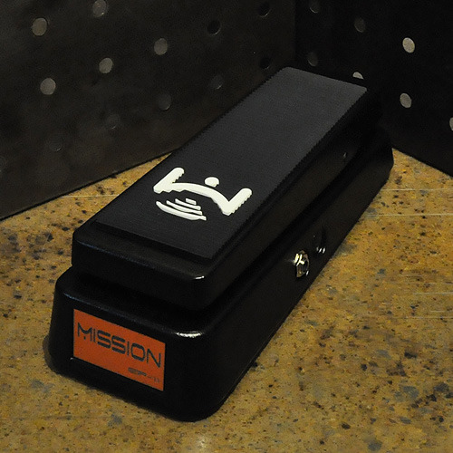 Mission Engineering - Expression Pedal For Eleven Rack (EP-11-BK)