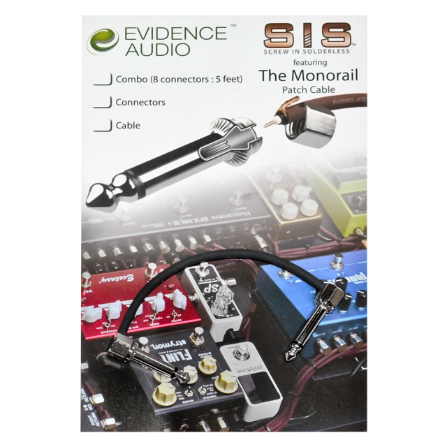 Evidence - The Monorail SIS MR15CM Patch (신제품)