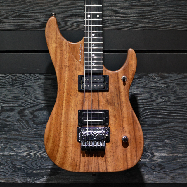 [중고] Washburn USA N4 Padauk Nuno Bettencourt 2006'