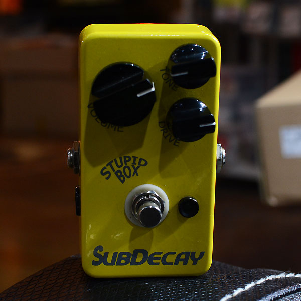 [중고] SUBDECAY STUPID BOX DISTORTION