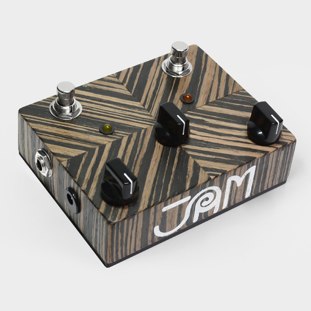 Jam Pedal - TubeDreamer Plus (Custom Shop , PTP)