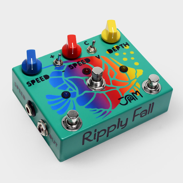 Jam Pedal - Ripply Fall (Chorus / Phaser)