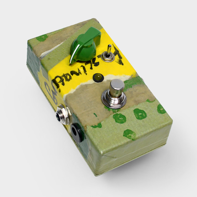 Jam Pedal - Rooster Custom (Treble-Booster)