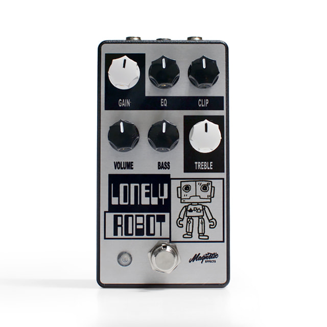 MAGNETIC EFFECTS - Lonely Robot (Overdrive/Distortion)