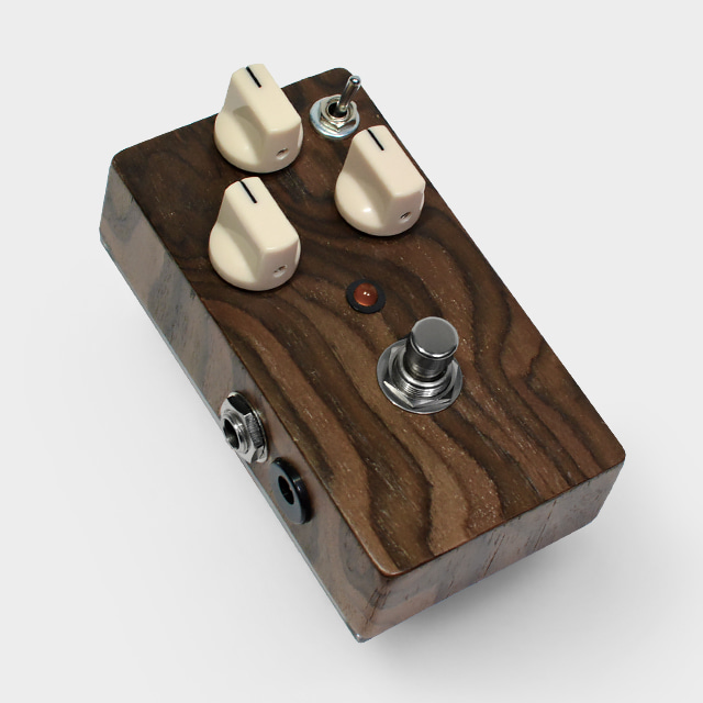 Jam Pedal - Rattler Plus (Custom Shop , PTP)