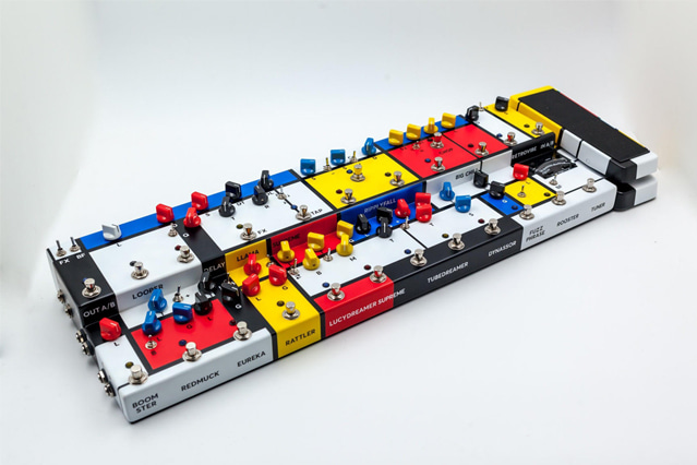 Jam Multi Pedal Order 2-tier XL (11-15 pedals)