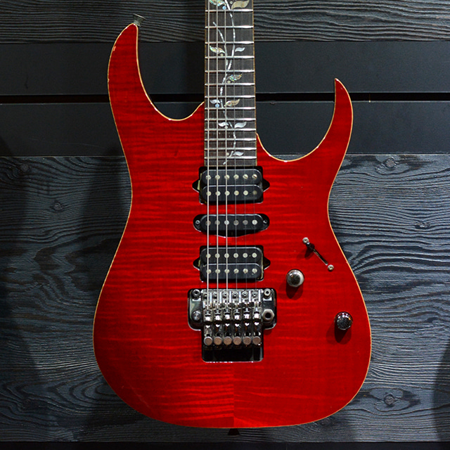 [중고] Ibanez J-Custom 8570z RS 2009'