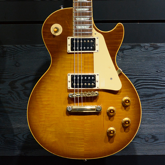 [중고] Gibson Les Paul Jimmy Page Signature Honeyburst 1995'