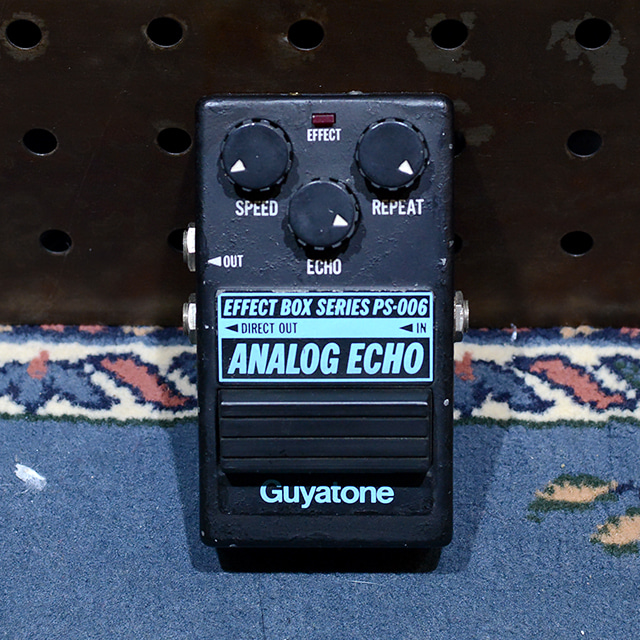 [중고] Guyatone Analog Echo PS006