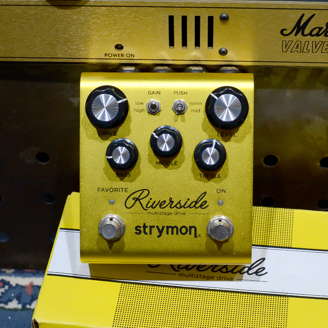 [중고] Strymon Riverside Overdrive