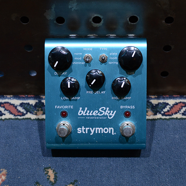 [중고] Strymon BlueSky
