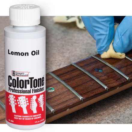 Stewart Macdonald - ColorTone Lemon Oil