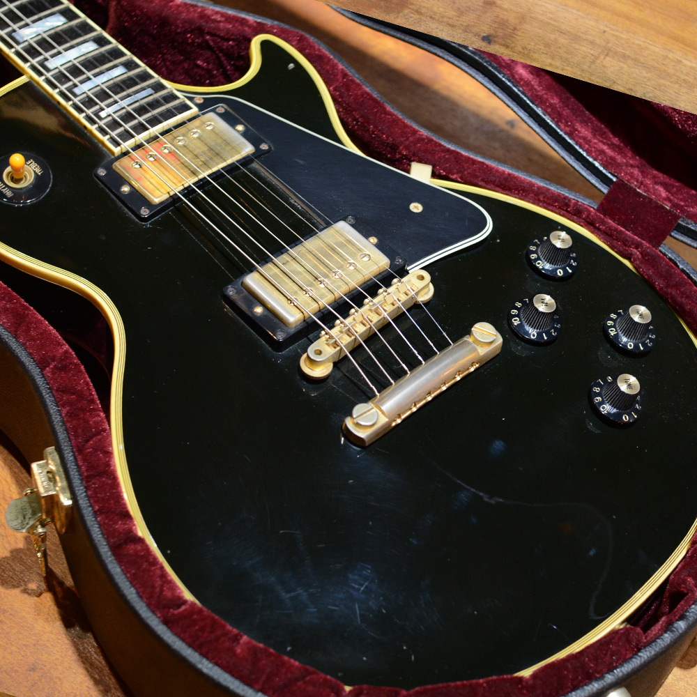 [중고] Gibson Custom Shop Historic '68 Reissue Black Beauty 1999'