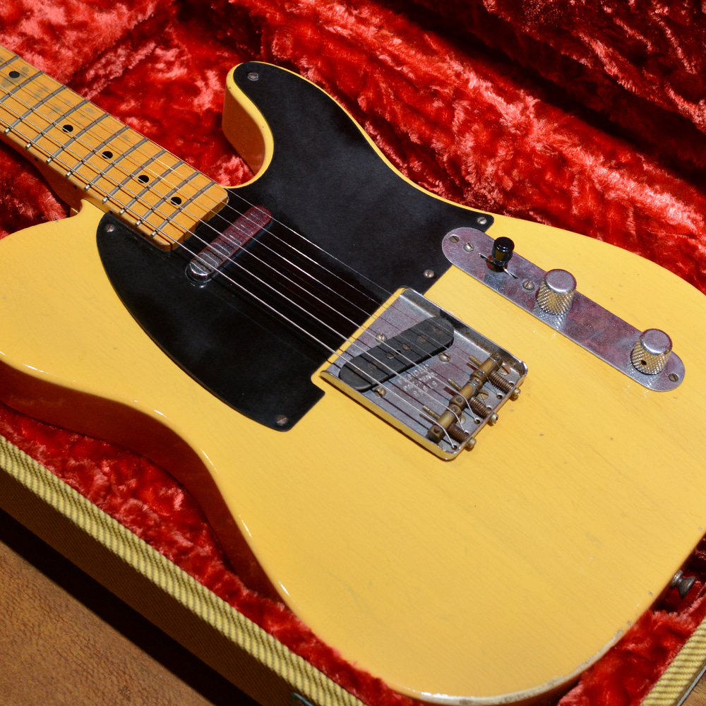[중고] Fender Custom Shop Limited '51 Nocaster Relic 2011'