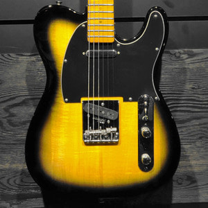 [중고] Telecaster Custom Japan Mod