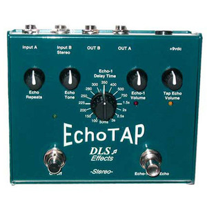 DLS Effects - EchoTAP stereo delay