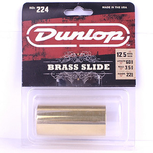 Dunlop BRASS MEDIUM HEAVY WALL 224
