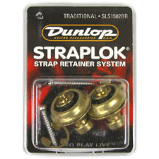 Dunlop Traditional Straplok Strap (4 Color)