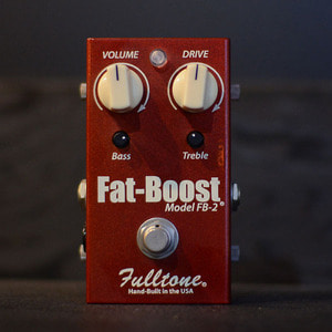 Fulltone Fat-Boost 2