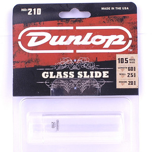 Dunlop GLASS MEDIUM WALL 210