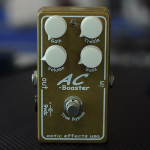[수량한정] Xotic AC Booster (Limited Gold)