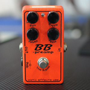 [수량한정] Xotic BB PREAMP