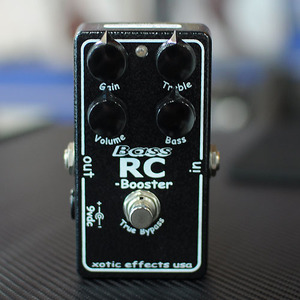 [수량한정] Xotic Bass RC Booster