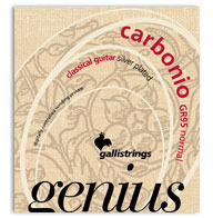이테리 갈리 클래식 스트링 Galli Carbonio GR-95 Classical Strings, Normal Tension