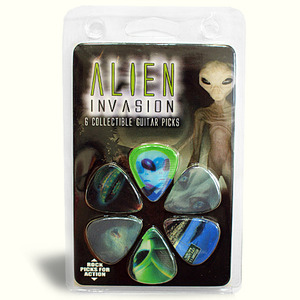 Hotpicks - Alien Invasion