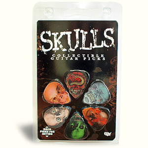 Hotpicks - Skulls (Motion)