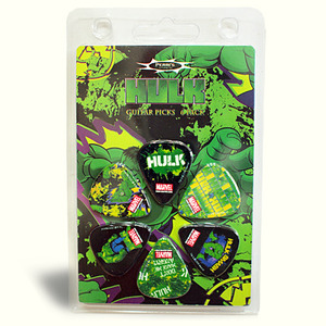 Hotpicks - NewClamshell , The Hulk 6 Pack #2