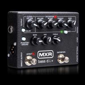 Dunlop - M80 Bass Direct Box with Distortion