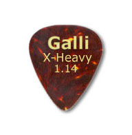 Galli Strings - A7 Tortoise Shell XH (1.14mm)