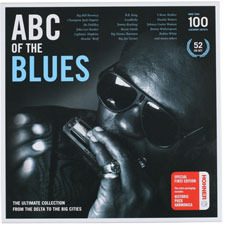 Hohner ABC OF THE BLUS CD BOX SET (1,000개 한정)