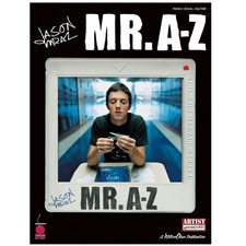 Cherry Lane Music - Jason Mraz Mr. A-z