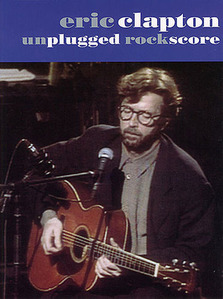 Music Sales - Eric Clapton Unplugged Rock Score