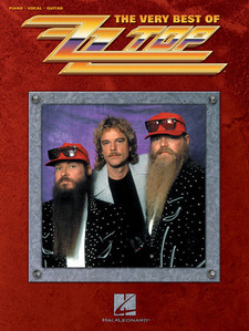 Hal Leonard - THE VERY BEST OF ZZ TOP