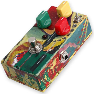 Jam Pedal - Rattler Plus (PTP,Custom Painting)