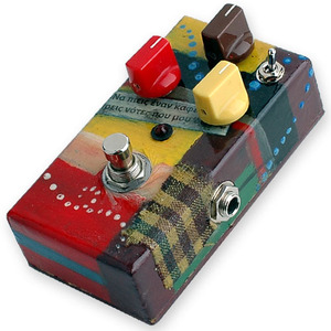 Jam Pedal - Rattler Plus (Custom Painting)