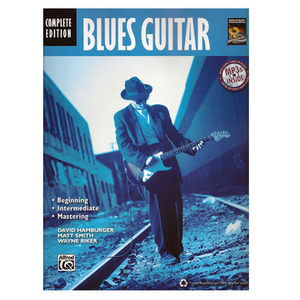Alfred - Blues Guitar Method - Complete