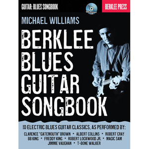 Berklee Press - Berklee Blues Guitar Songbook