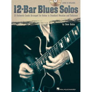 Hal Leonard - 12-Bar Blues Solos