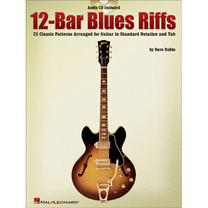 Hal Leonard - 12-Bar Blues Riffs