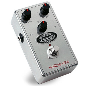 Rothwell Audio - Hellbender Overdrive
