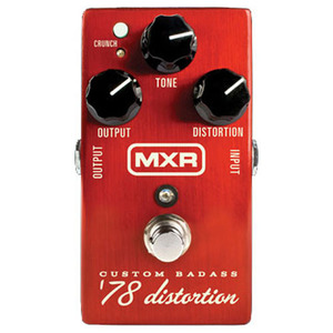 Dunlop - M78 Custom Badass '78 Distortion