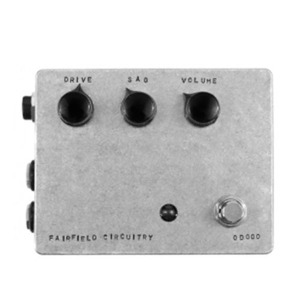 Fairfield Circuitry - The Barbershop Overdrive