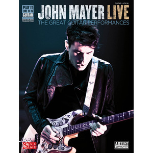 Cherry Lane Music - John Mayer Live